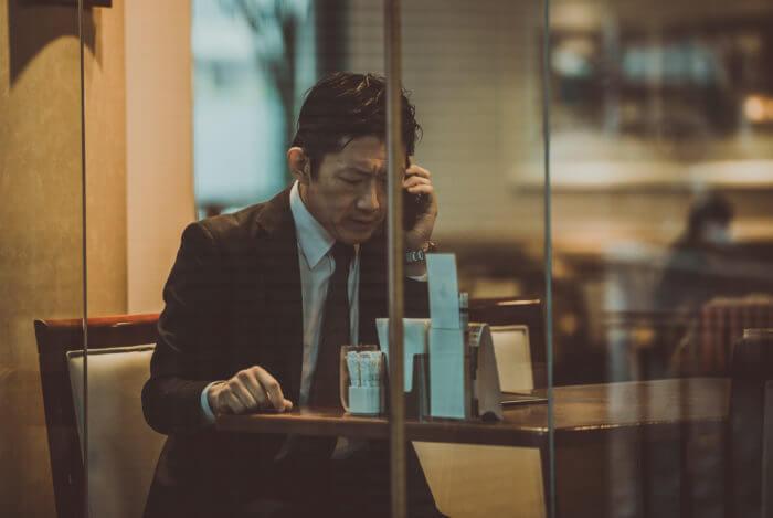 35歳 男性 会社員 金融商品取引業の事例