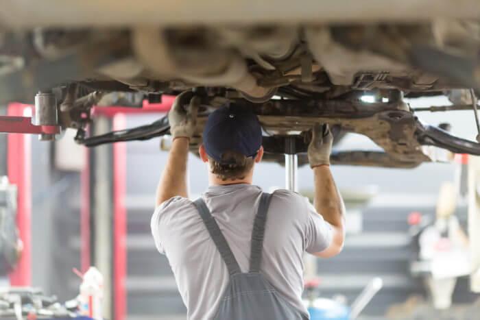 33歳 男性 会社員 自動車整備業の事例