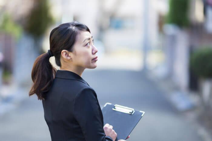 23歳 女性 会社員 新卒で不動産営業の事例