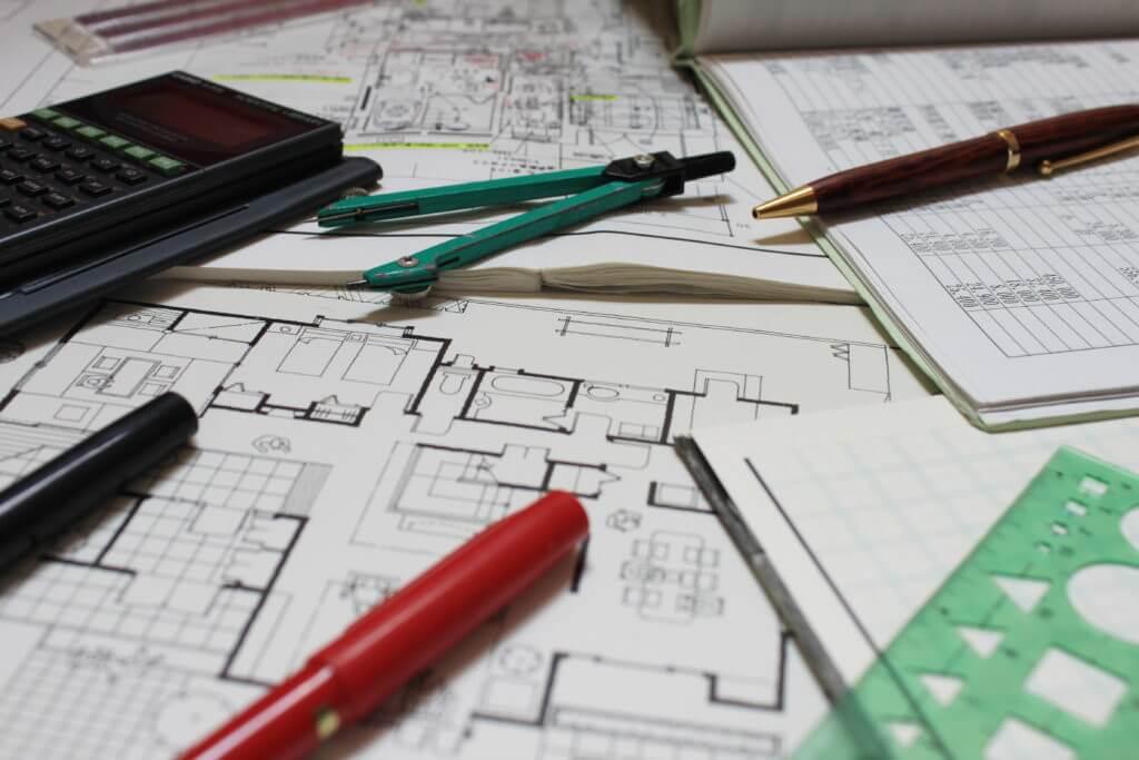 建築設計積算